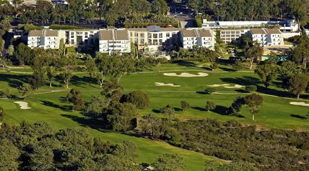 The Hilton La Jolla Torrey Pines Hotel